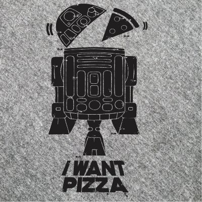 I Want pizza