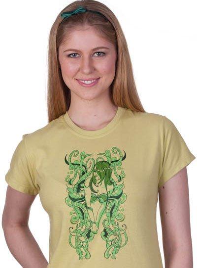 Mulher Vegetal por Felipekapi